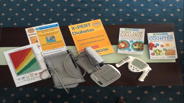 Healthy Lifestyles health check kit