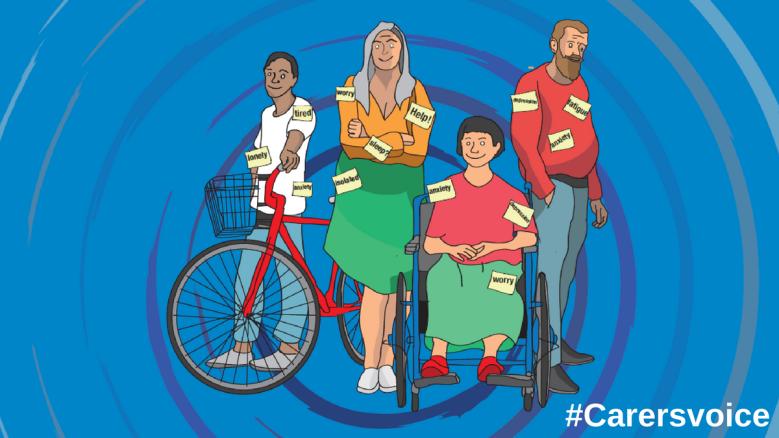 Carers under pressure #Carersvoice
